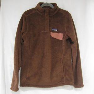 Patagonia M Re Tool Snap T Polar Fleece Jacket